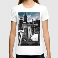 stockholm T-shirts featuring Urban Stockholm by Nicklas Gustafsson