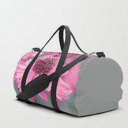 Pink flower 10 Duffle Bag