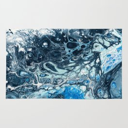 Ocean Wave #3 Rug