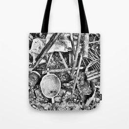 Italian Ruins Tote Bag