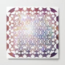 third eye visuals Metal Print