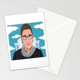 Ruth Bader Ginsburg Notorious RBG Stationery Cards