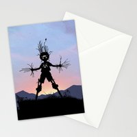 Groot Kid Stationery Cards