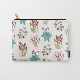 Carnivorous Plants Light Carry-All Pouch