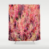 fantasy Shower Curtains featuring Fantasy by Aloke Design