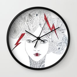 My mood your problem Wall Clock