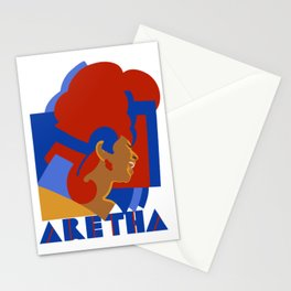 ARETHA Stationery Cards