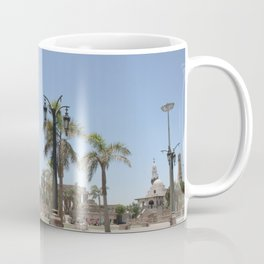 Temple of Luxor, no. 22 Coffee Mug