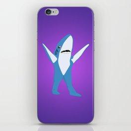 Left Shark iPhone Skin