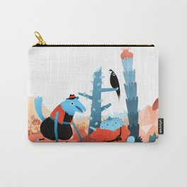 Pitoto and Castaño go partying Carry-All Pouch