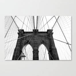 Brooklyn Web II Canvas Print