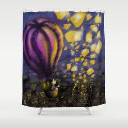 Light the World Shower Curtain