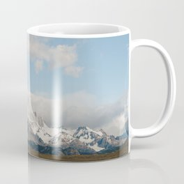 Iconic Towers of Patagonia Coffee Mug