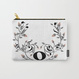 Music swirl Carry-All Pouch
