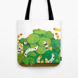 Garden eel Tote Bag