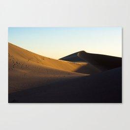 California Dunes Canvas Print