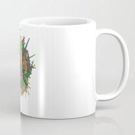 Mini Frilly Monster Garden Coffee Mug