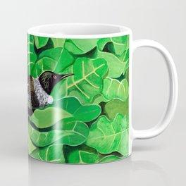 Tui in a Puka Coffee Mug