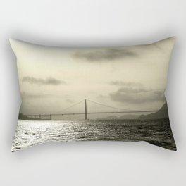 Old Time Frisco Rectangular Pillow