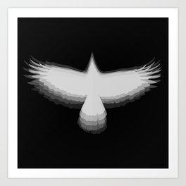 5.0.5 - Inverse Art Print