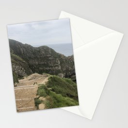 Path to Durdle Door England Stationery Cards