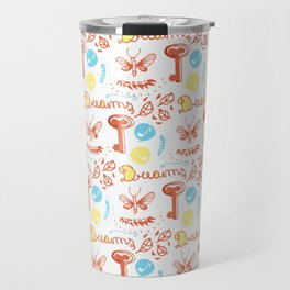 pattern II Travel Mug