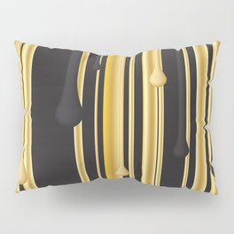 DRIPPING IN GOLD Pillow Sham