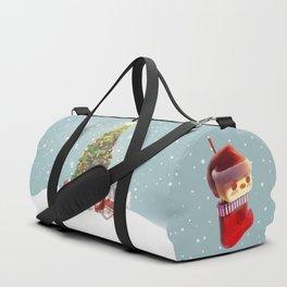 Christmas Tree Duffle Bag