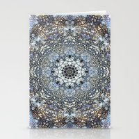 kaleidoscope Stationery Cards featuring Kaleidoscope by Tina Sieben