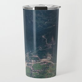 Mountainous town, Sa Pa, Vietnam Travel Mug