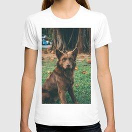 Dog by Treddy Chen T-shirt