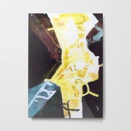 Grietas Fissures 05 Metal Print