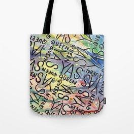 Yas Queen Tote Bag