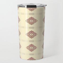 Chic Classique (tuscan red) Travel Mug