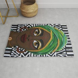 Colours of Africa Rug