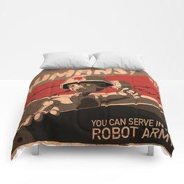 Propaganda Series 6 Comforters