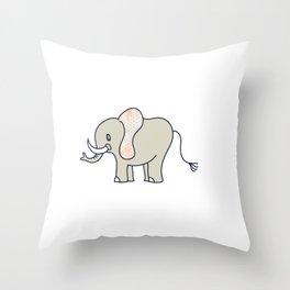 Fanti Throw Pillow