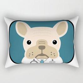 Trust me; I'm a Doctor Rectangular Pillow