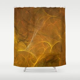 Time Fibre Shower Curtain