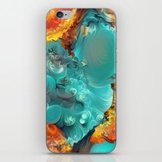 Mineral Series - Rosasite iPhone & iPod Skin