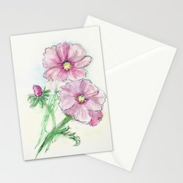 Minute Waltz Stationery Cards
