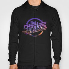 The Strokes Logo New York Night Hoody