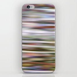 color bathing iPhone Skin