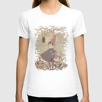over the garden wall T-shirts featuring Over the Garden Wall by Hamish Steele