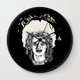 what ever happened to baby jane? Wall Clock