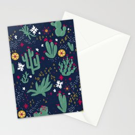 Cactus Blossoms  Stationery Cards