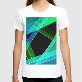 Abstract pattern 8 T-shirt