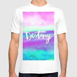 Destiny [Collaboration with Jacqueline Maldonado] T-shirt