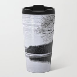 At the Lake  Travel Mug