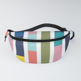 Pantone Colors Geometric Fanny Pack
